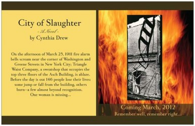 City of Slaughter postcard