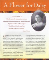 A Flower for Daisy, by Diane Fortuna