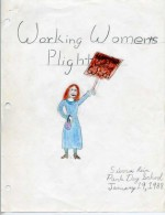 Working Women's Plight 1