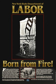 Born from Fire poster