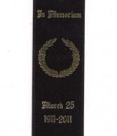 Memorial Ribbon